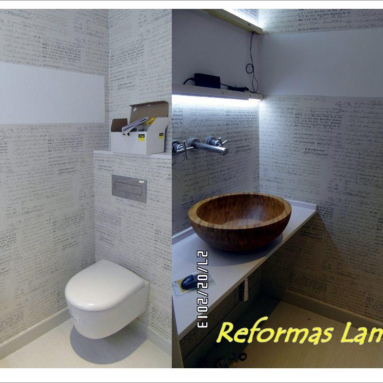 baños baratos, reformas coruña