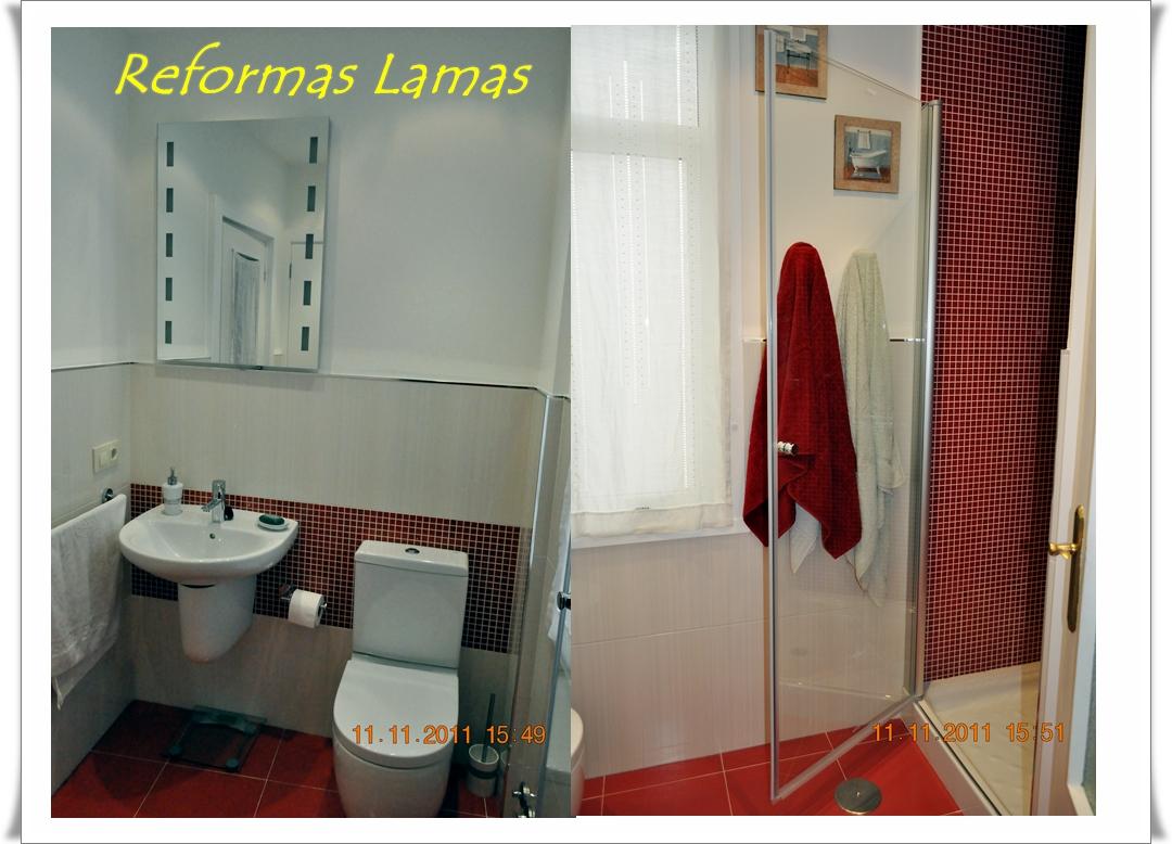 Baños Coruña | Reformas Banos Reformas Lamas