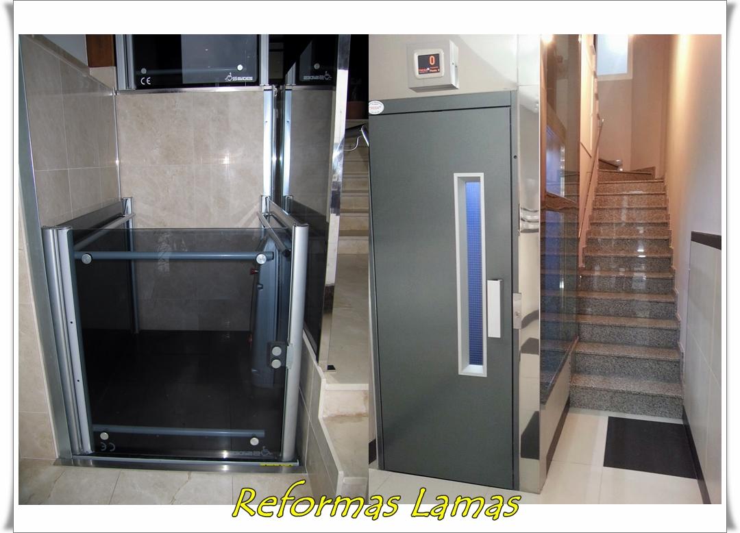 ascensores coruña- instalación