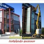 Quieren instalar un ascensor en un edificio en Coruña y no saben qué hacer, Reformas Lamas en Coruña es una empresa que se lo soluciona todo, proyecto, tramitación de licencia obras en el Ayuntamiento Coruña y la ejecución de toda la obra civil, incluida la instalación del ascensor eléctrico.