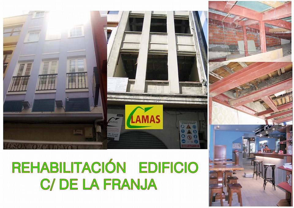 Construcción, reformas, interiores
