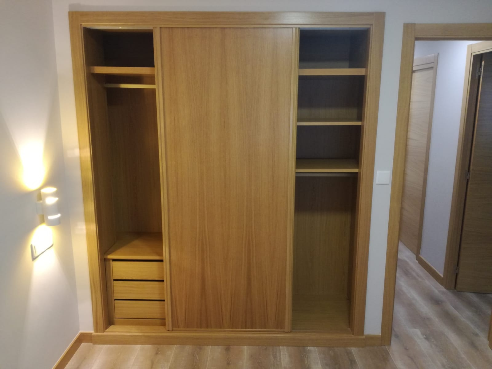 Carpintería de madera, Interiores