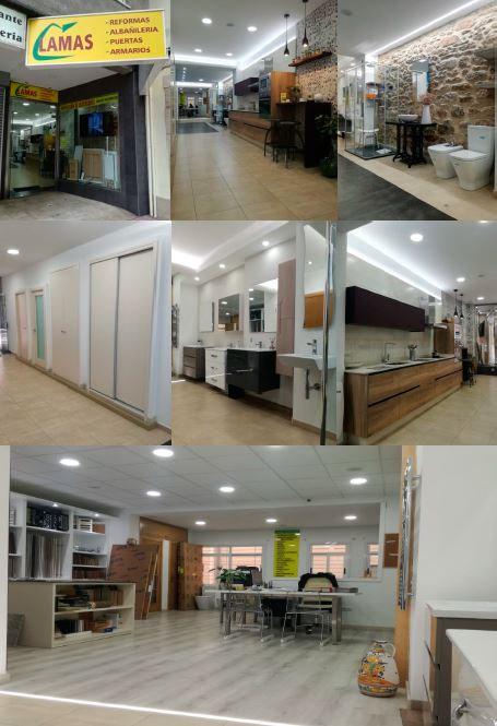 Reformas, Cocinas, Baños